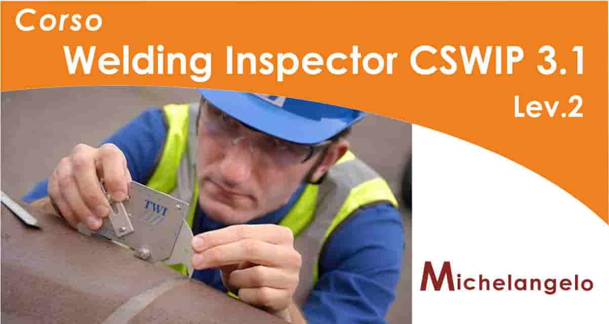 corso welding inspector 3.1 napoli michelangelo