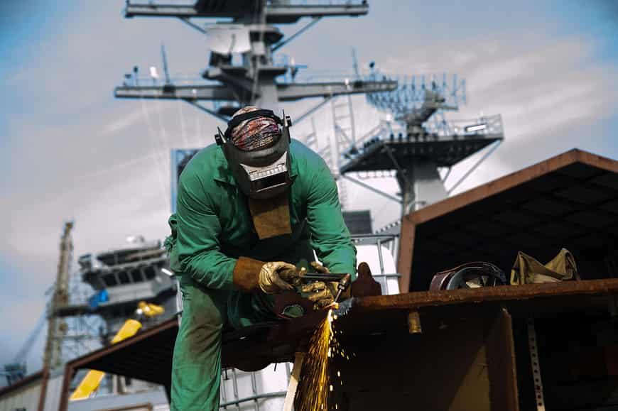 Corso saldatura navale e patentino michelangelo