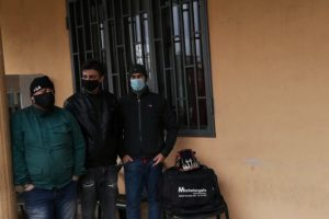 Raffaele, Giuseppe e Francesco saldatori a lavoro – oppurtunità di lavoro per saldatore prima esperienza con solo patentino UNI EN ISO 9606